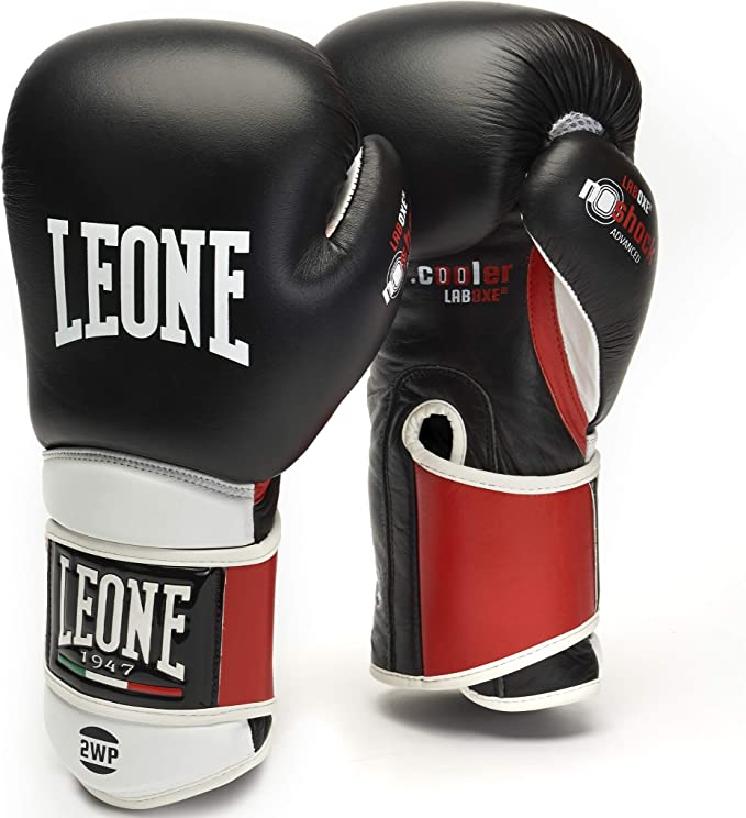 LEONE 1947 The Technical, Gloves Unisex Adult Boxing, Unisex Adult, Il Tecnico