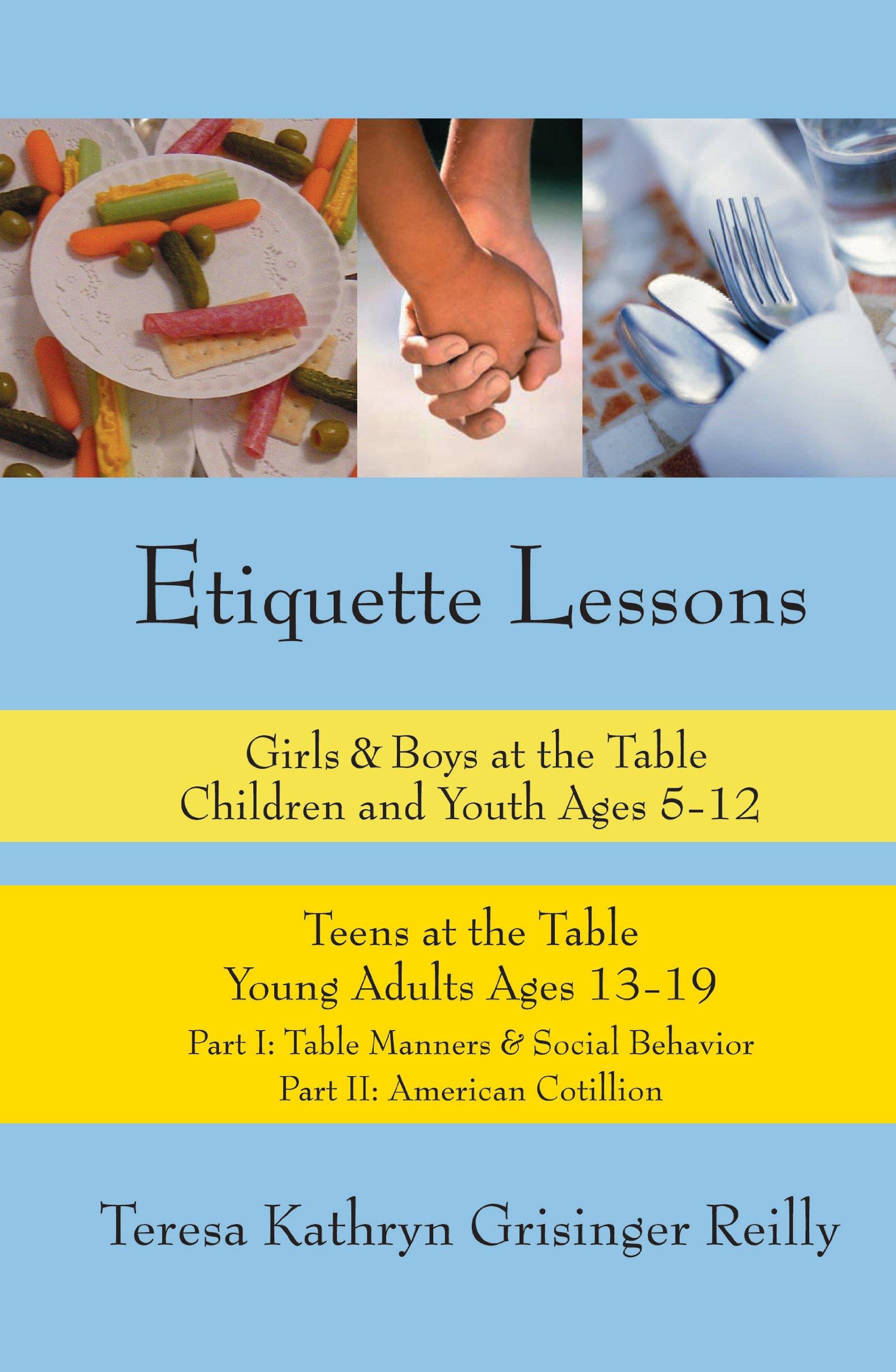 Comprehensive Etiquette Curriculum for Children K-12