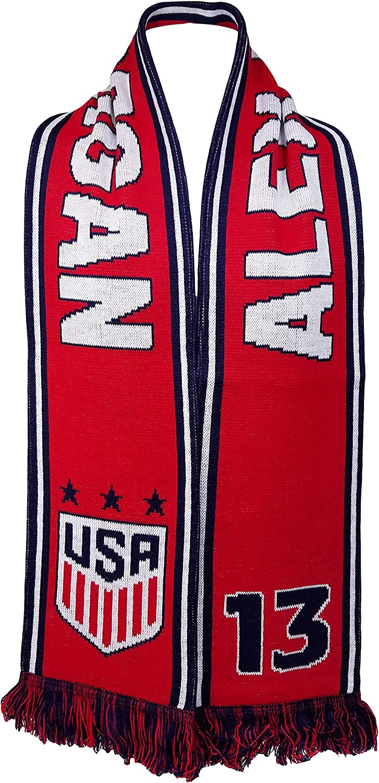 RUFFNECK US Womens National Team Player-Kelley OHara Soccer Scarf