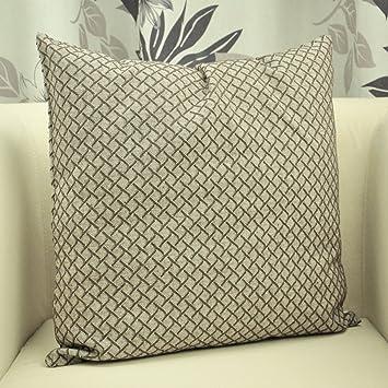 Amazon.com: BENFAN algodón Toss fundas de almohada fundas de ...