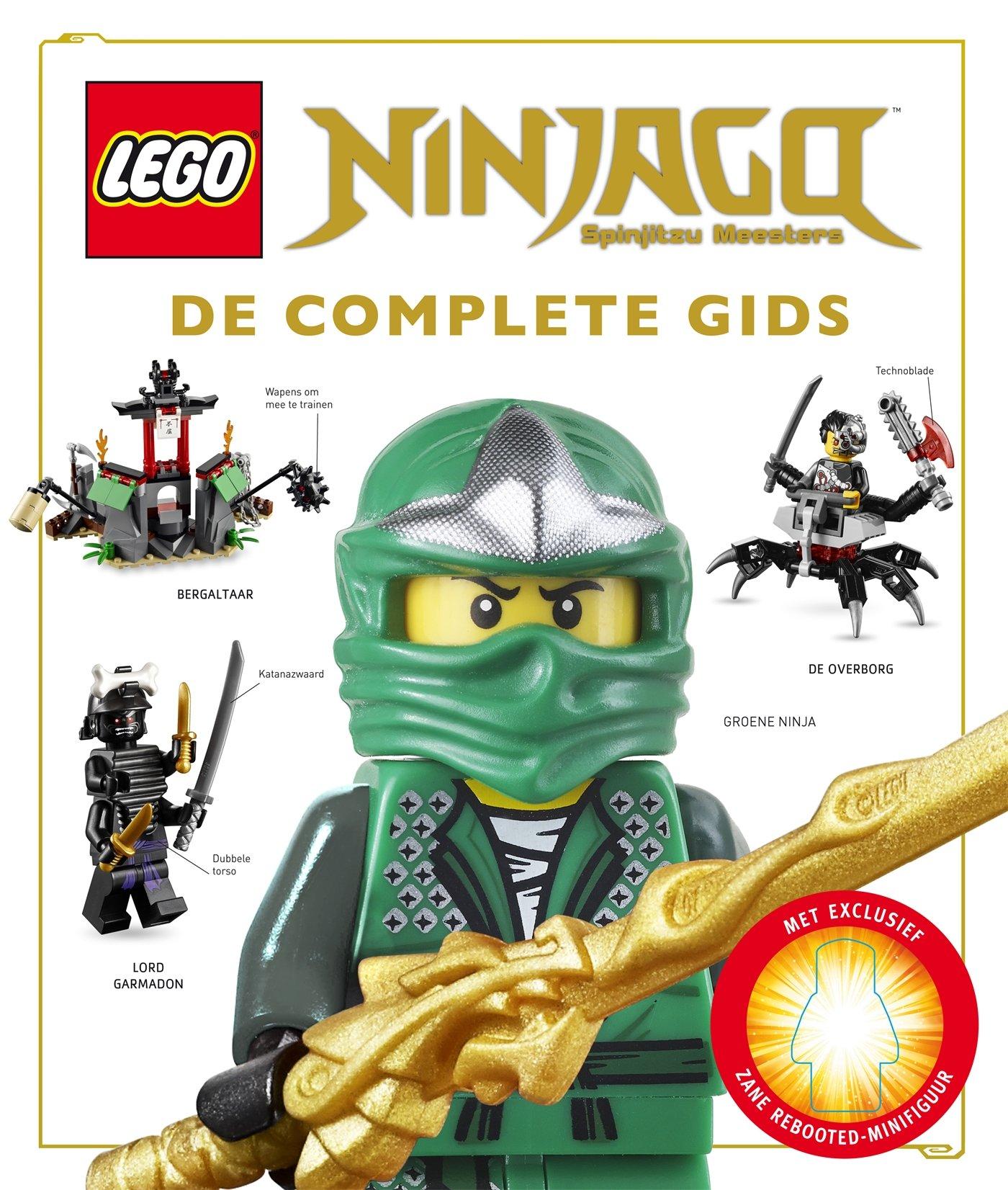 Lego Ninjago Spinjitzu meesters: de complete gids: Amazon.es ...