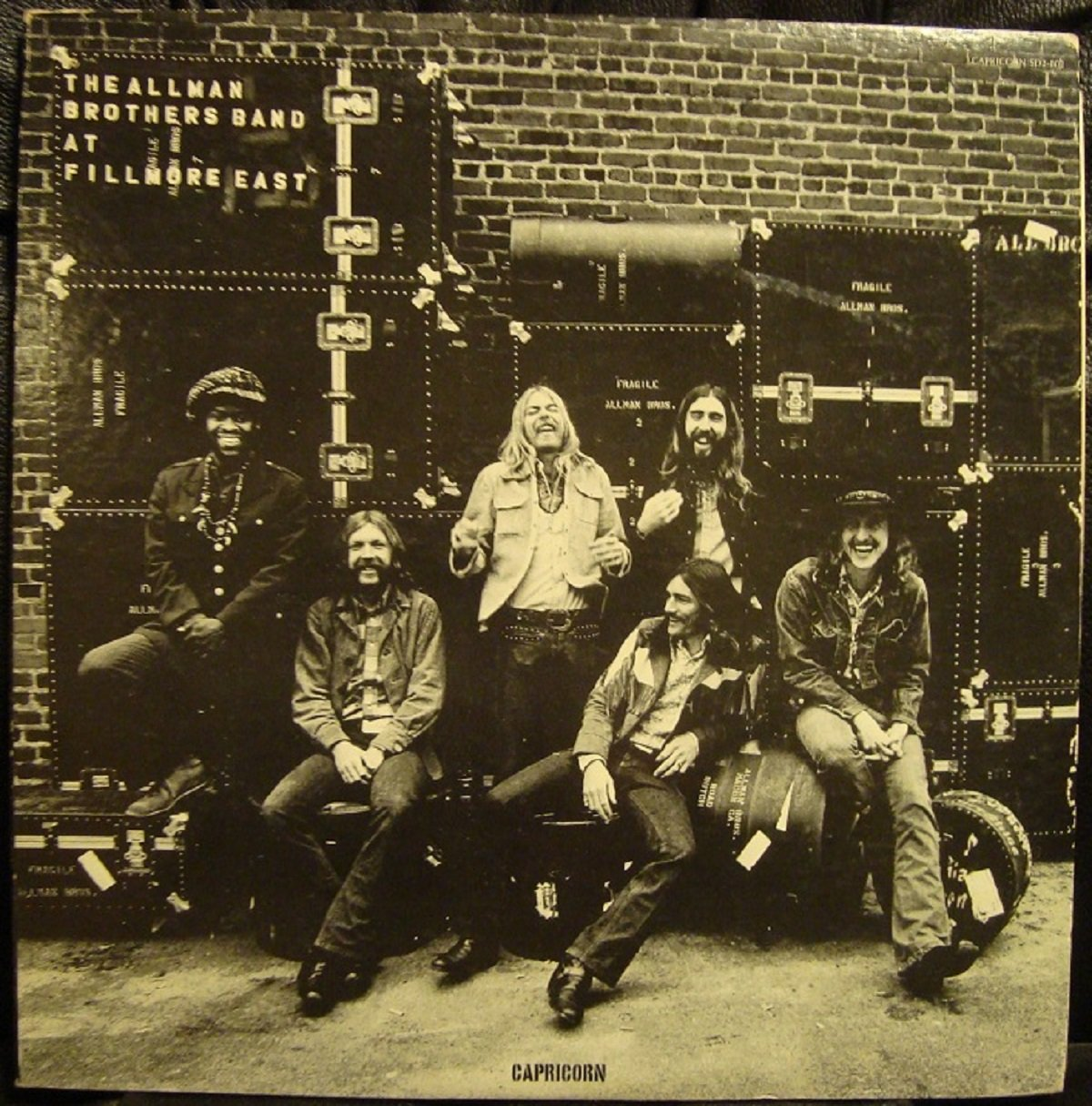 At The Fillmore East by CAPRICORN