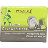 Patanjali Super Dishwash Bar ,280 g