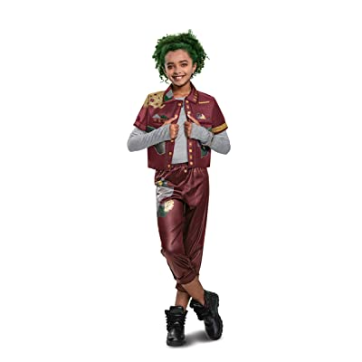 Disney Zombies Eliza Deluxe Girls Costume: Toys & Games