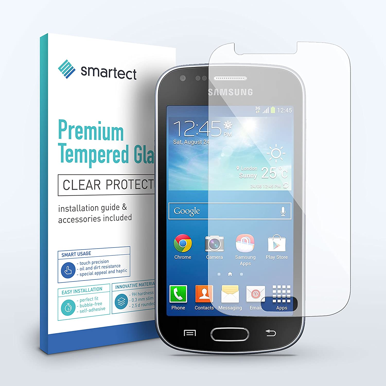 SmarTect Samsung Galaxy Grand Neo Panzerglas Folie Amazon Elektronik