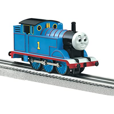Lionel Trains - Thomas The Tank Engine with LC Remote System & Bluetooth, O Gauge: Toys & Games