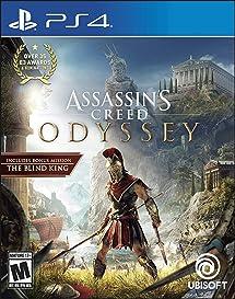 Amazon.com: Assassins Creed Odyssey - PlayStation 4 ...