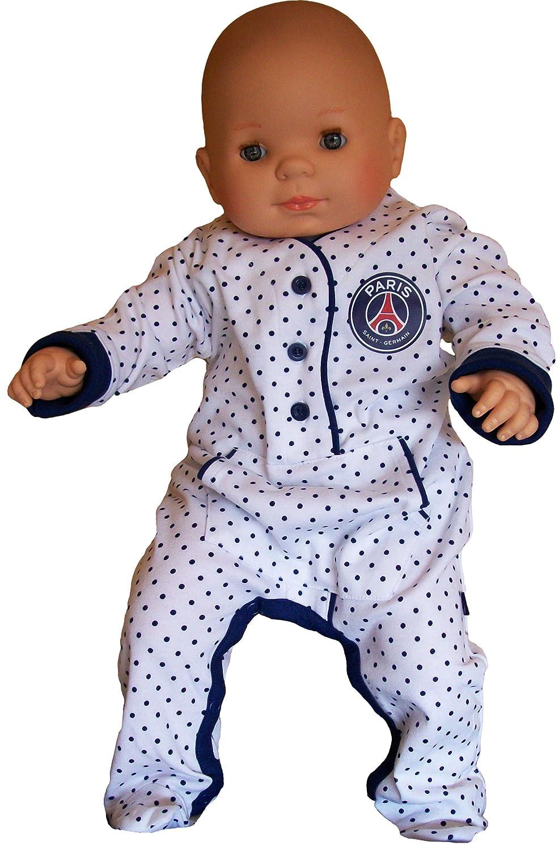 Paris Saint Germain - Pelele para bebé Talla:24 MOIS: Amazon.es: Deportes y aire libre