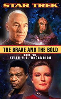 Amazon diplomatic implausibility star trek the next generation the brave and the bold book two star trek 2 m4hsunfo