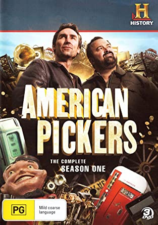 Know one American pickers danielle na opinion