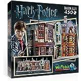 Wrebbit 3D Puzzle Harry Potter Diagon Alley Puzzle
