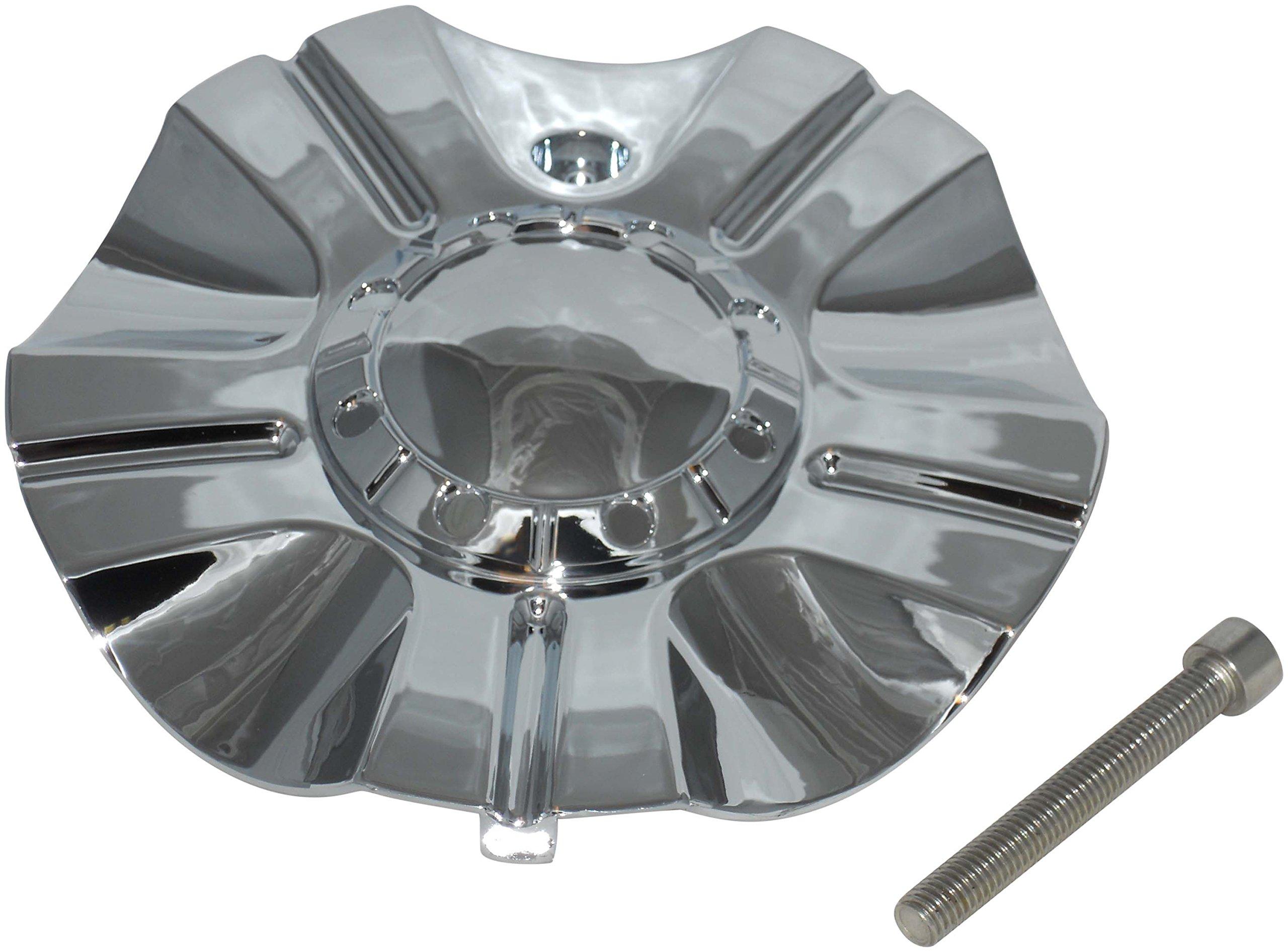 Aftermarket Incubus 525 Novacaine EMR525-CAR LG0512-69 or S509-32 Wheel Rim Center Cap No Logo