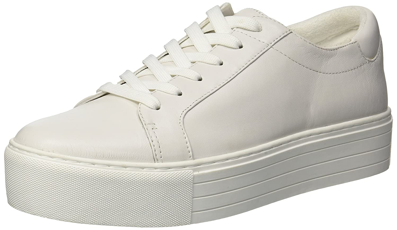 Kenneth Cole New York Women's Abbey Platform Lace-up Techni-Cole Sneaker B079ZW4H1T 9.5 B(M) US|White