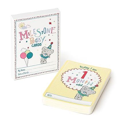 Me To You AGB92005 - Tarjeta de felicitación para bebé ...