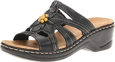 Clarks Women's Lexi Myrtle Sandal Fashion Sandals at amazon