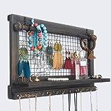 RHF Jewelry Organizer, Rustic Home Decor, Jewelry