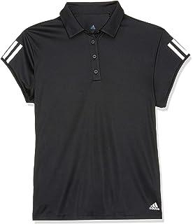 adidas Club 3 Stripes Manga Corta Polo de Camiseta 65cbfa4b2552c