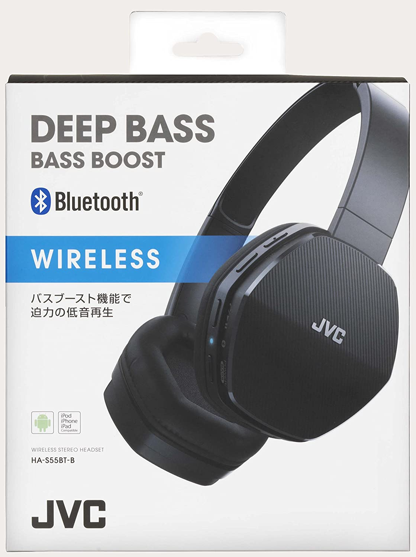 Amazon.com  JVC Bluetooth equipped with wireless stereo headset HA-S55BT-B ef8c647de2