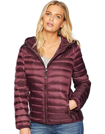 ca8d9cae74ee6 Tumi Women s Estes Pax Hooded Jacket