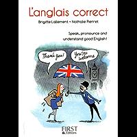 Petit livre de - Anglais correct (LE PETIT LIVRE)