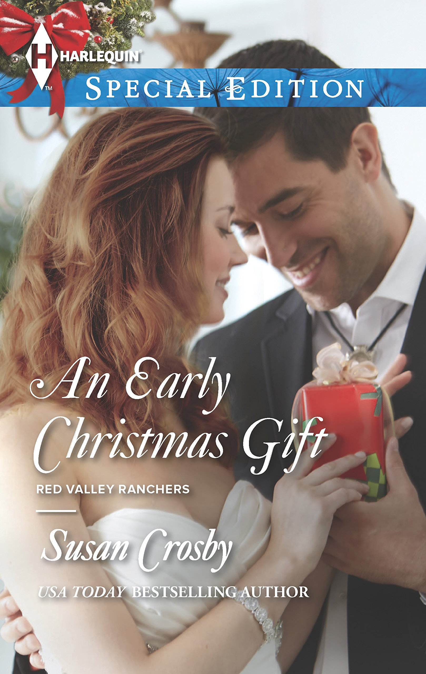 An Early Christmas Gift (Red Valley Ranchers, Book 3)