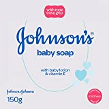 Johnson's Baby Soap, 150g