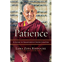 Patience: A Guide to Shantideva's Sixth Chapter (English Edition)