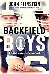 Backfield Boys: A Football Mystery in Black and White Kindle Edition
