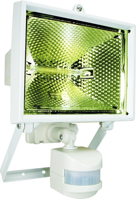 Smartwares ES120 Security Light – Motion sensor – Halogen – 2250 lm Byron BYRES120
