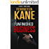 Unfinished Business (A TAKEN!/TANNER Novel Book 2)
