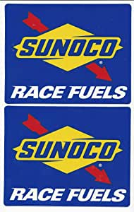 Sunoco Race Fuels  Stickers