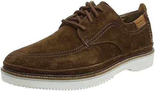Hush Puppies Kurt Bernard, Zapatos de Cordones Derby para Hombre: Amazon.es: Zapatos y complementos