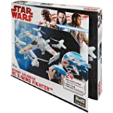 Revell Control Star Wars X-Wing Fighter Adventskalender Quadrocopter Bausatz Einsteiger