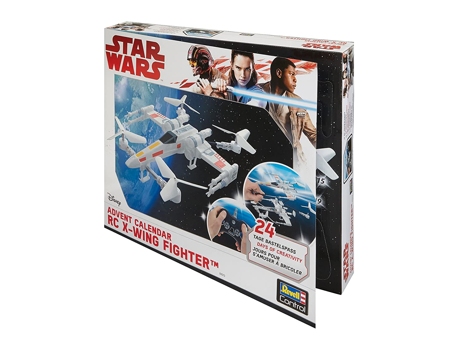 Revell Control 01013 - RC Adventskalender Star Wars X-Wing-Fighter Revell_01013