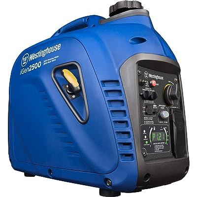 Westinghouse iGen2500 Super Quiet Portable Inverter Generator 2200 Rated & 2500 Peak Watts