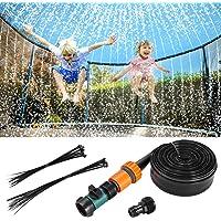 Trampoline Sprinkler, Trampoline Sprinkler Slang Water Sproeier Trampoline Accessoires Fun Zomer Outdoor Water Park Spel…