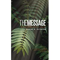 THE MESSAGE the bible in contemporary language with topical concordance