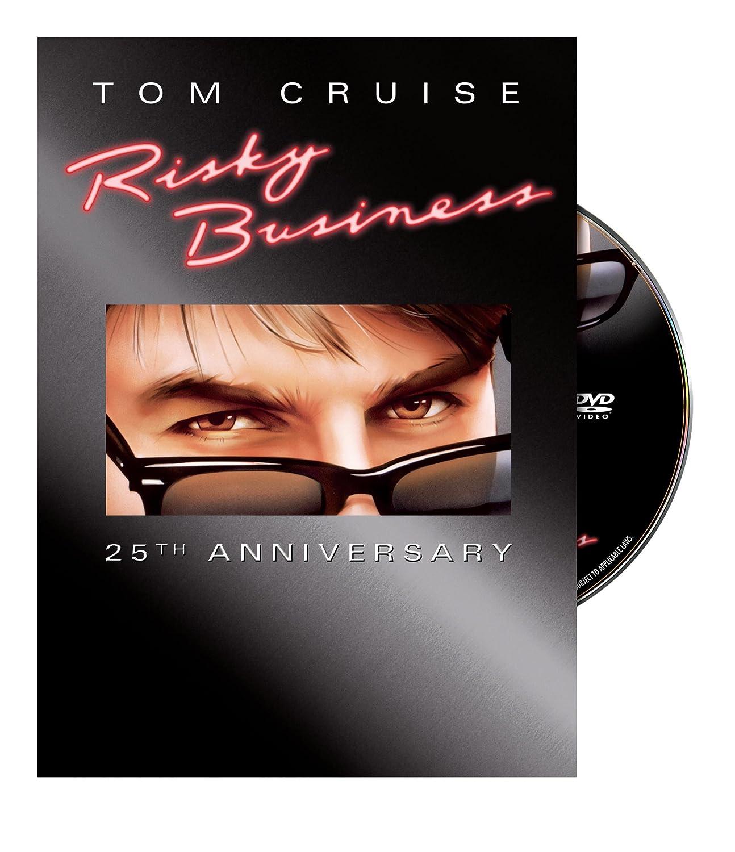 Amazon.c: Risky Business (25th Anniversary Edition): T Cruise ...