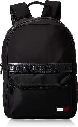 Tommy Hilfiger Men's Sport Logo Tape Backpack