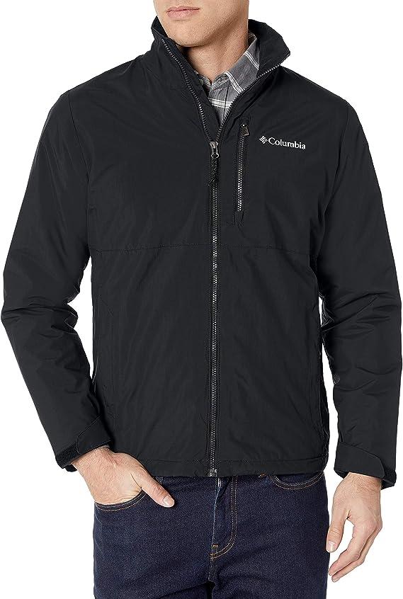码全 Columbia 哥伦比亚 Utilizer 防水 男式保暖夹克 S码3折$27 海淘转运到手约¥281
