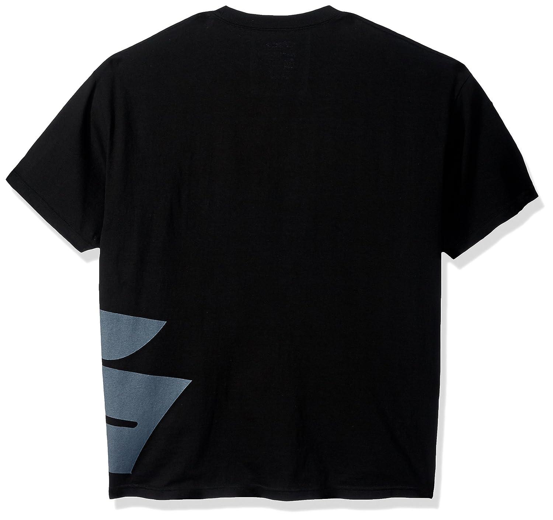 Black, Medium Factory Effex 15-88470 Suzuki Big S T-Shirt