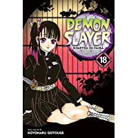 Demon Slayer: Kimetsu no Yaiba, Vol. 18: Assaulted By Memories book cover