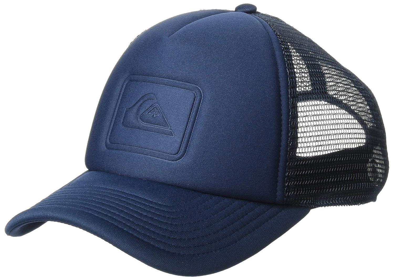 Amazon.com  Quiksilver Men s SQUASHED Banana Trucker HAT 9cd786e51822