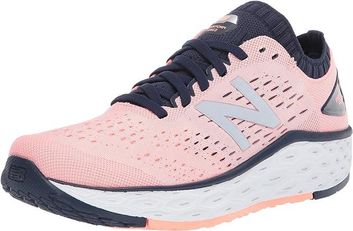 New Balance Vongo V4 Fresh Foam, Zapatillas para Correr para Mujer, Melocotón Natural Indio, 38 EU: Amazon.es: Zapatos y complementos