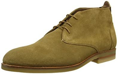 373cdb6b642 Hudson Men's Bedlington Chukka Boots: Amazon.co.uk: Shoes & Bags