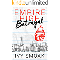 Empire High Betrayal book cover
