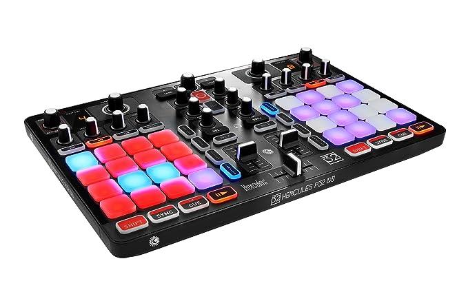 10 opinioni per Hercules P32- Controller Digitale Per DJ