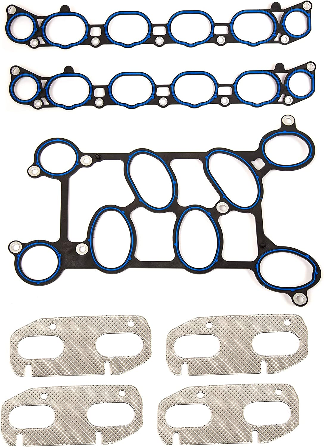 Evergreen HSHB8-21254 Head Gasket Set Head Bolts Fit 99-04 Lincoln Blackwood Navigator 5.4L V8 DOHC 32V