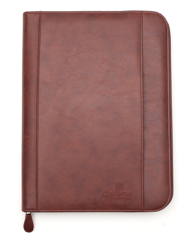 Professional Business Portfolio Briefcase Organizer Image 3