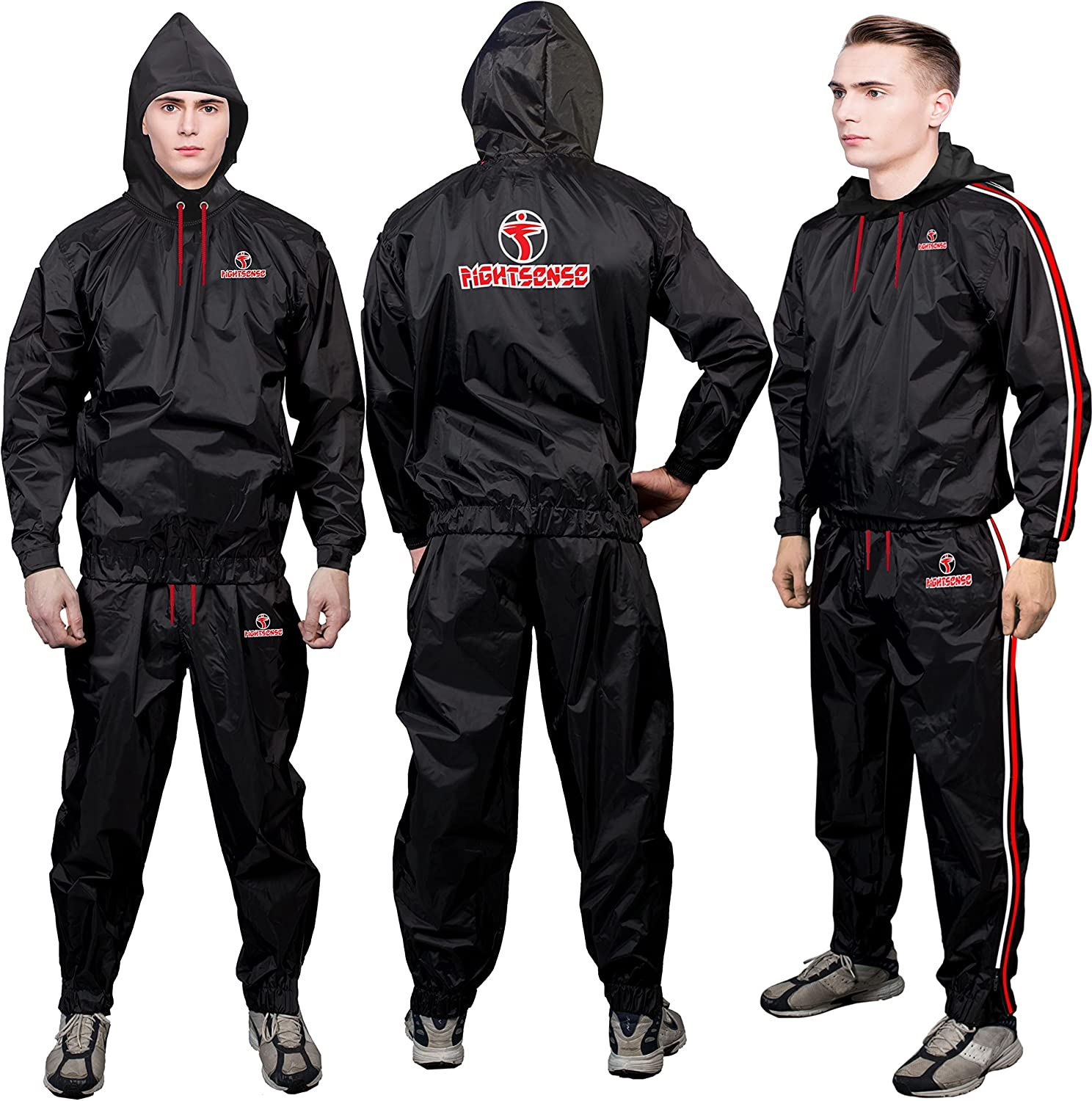 Phoenix Mall FIGHTSENSE MMA Sauna Suit for Women Anti-Rip and Selling and selling Men Waterproof
